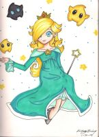Rosalina by hihihellokitty