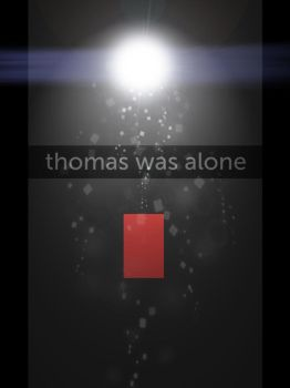Thomas Was Alone by jaego17