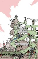 Warheads #4 by royalboiler