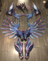 Vengerful Spirit costume by VIRAcosplay