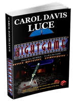 3D Thriller Paperback Graphic by Dafeenah