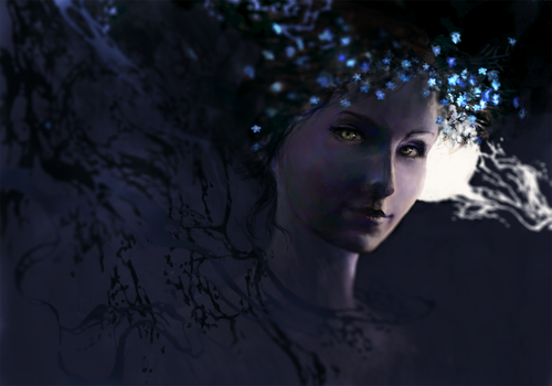 Forget-me-not by DieZori
