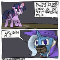 The Magic by timsplosion