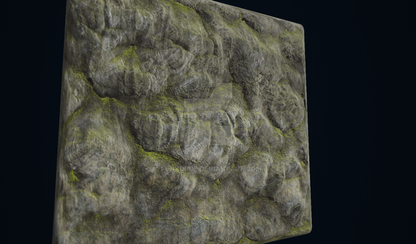 WIP Cliff substance by Funkdude