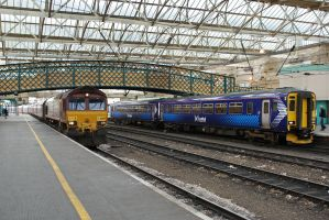 Freight And Passengers by robertbeardwell