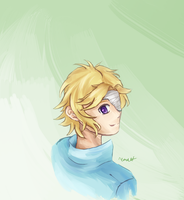 Yoosung by remilet