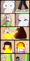 Nethertale - Page 5 by CookieBab