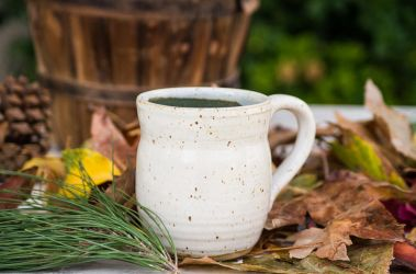 White Mug by SunStateGalleries