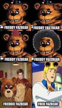 A collection of Freddys by eyeofpeace
