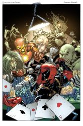 Guardians of the Galaxy 1 retailer variant by RyanStegman