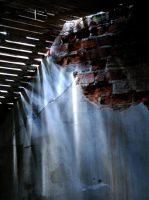 Light Through the Roof by Take-A-Picture