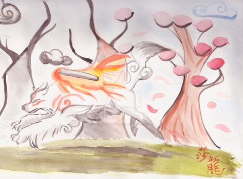 Okami by SoVeryUnofficial