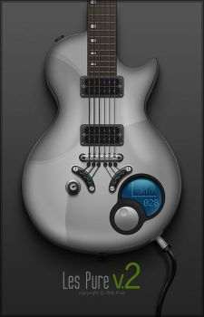 Les Pure Guitar Interface by PureAV