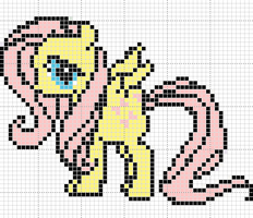 fluttershy pattern by Sailor-Phantom