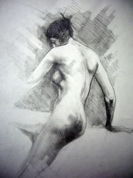 female. nude. by alexthefong