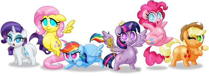 Dem Pones by AleximusPrime