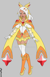 Concept art skin Star Guardian Taliyah by Meg4mente