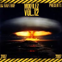 Mixfilez Vol.12 Front Cover by rafmaister