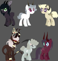 Horns adopt (CLOSED) by M0NSTER-KlNG
