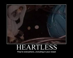 Heartless in my Closet by Checker-Bee