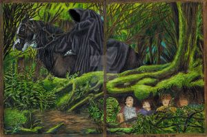 The Nazgul by I-Love-My-Pencils
