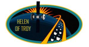 Mission Patch: Helen of Troy by Malicious-Monkey