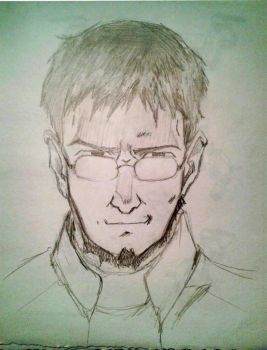 it's Gendo by sfxdx
