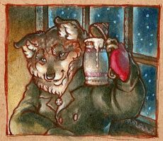thornwolf - cheers by luve