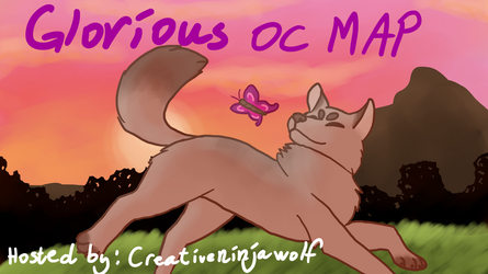 Glorious OC MAP thumbnail contest entry by OHMYGOSHitsart