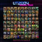 Miasma UT2004 Avatar Pack by Rajliv