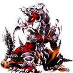 Armed Dragon LV7 PNG by Carlos123321