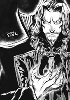 Dracula the Lord of Darkness by FireBall-Stars