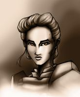 SWTOR Character 3 by k1lleet