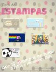 Pack de Estampas (Deviantart) by LaniNila