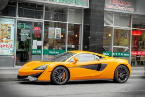 Mclaren 570S by SeanTheCarSpotter