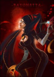 Bayonetta by rabbitblanca