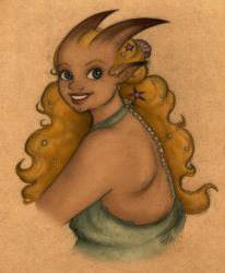 Dionne maiden of Cha by EmiliAlys