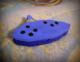 Ocarina Of Time Replica - TLoZ: OoT by TheCoolCosplayer22