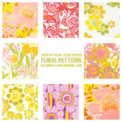 Floral patterns no. 1 by filmowe