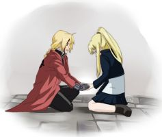 These hands -EdxWinry- by vixyl