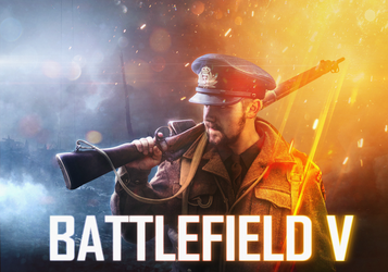 BATTLEFIELD V FOR VICTORY by SS7-GFX