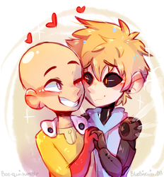 [opm] lets hurt tonight by Bluebiscuits