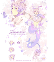 [CLOSED TY] Tamanbumi32-Violet Dawn Song by Skf-Adopt