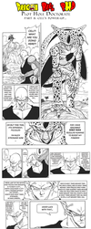 Dragon Ball PHD - episode 8: Cell's power-up... by yourparodies