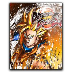 Dragonball Fighterz by Mugiwara40k