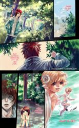 My Little Forest Friend_PG1 by SheCow