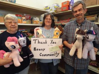 Food Pantry Donations by WhiteDove-Creations