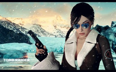 Tomb Raider by SallibyG-Ray