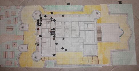 My own reconstruction of Tolstoff Keep by LJEKC