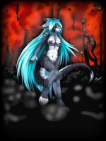 Born From the Depths of Hatred by CocoFoxStudios